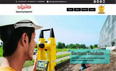 Alpha Engineering Equipments